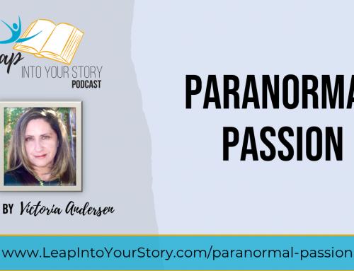Victoria Andersen: Paranormal Passion