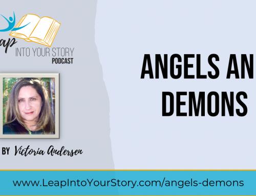 Victoria Andersen: Angels and Demons